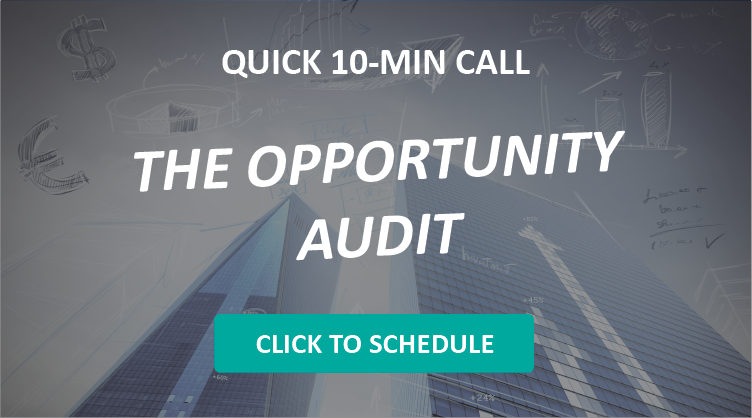 The Opportunity Audit