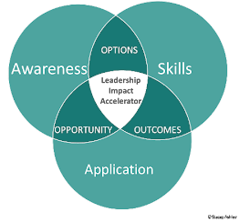 Leadership Accelerator model
