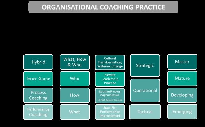 Organisational Coaching practice