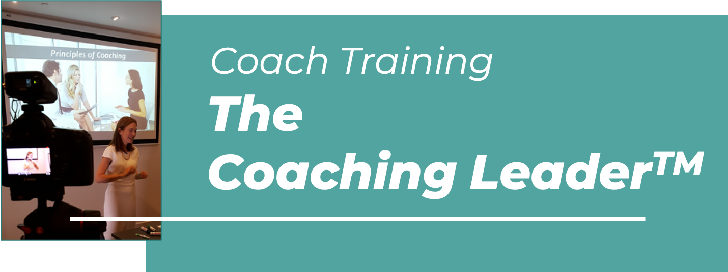 Coach Training - The Coaching Leader