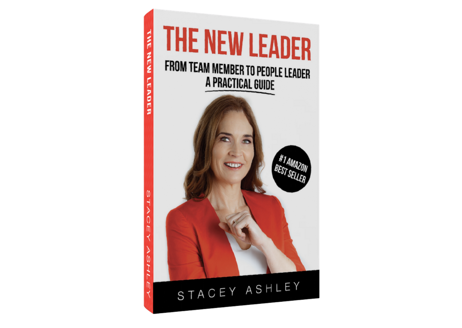 The New Leader - book by Stacey Ashley