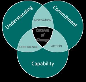 Catalyst of Change model