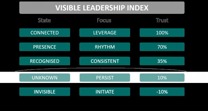 Visible Leadership Index