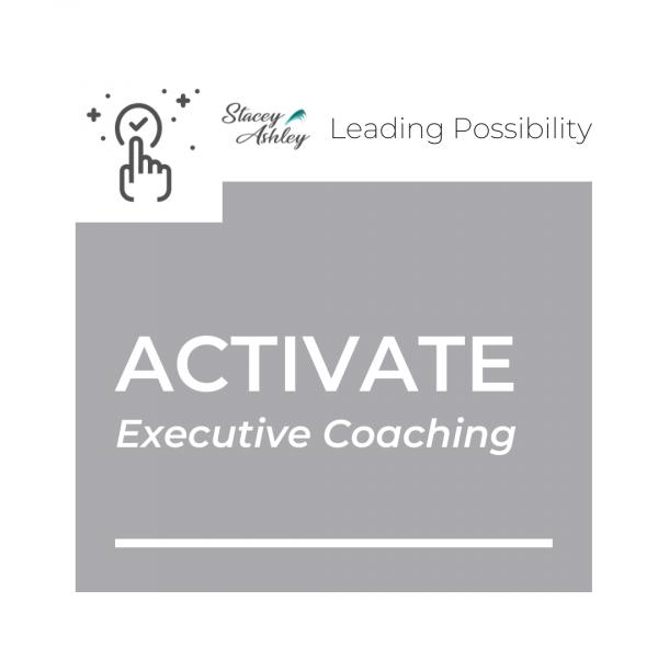 Activate Exec Coaching - Silver