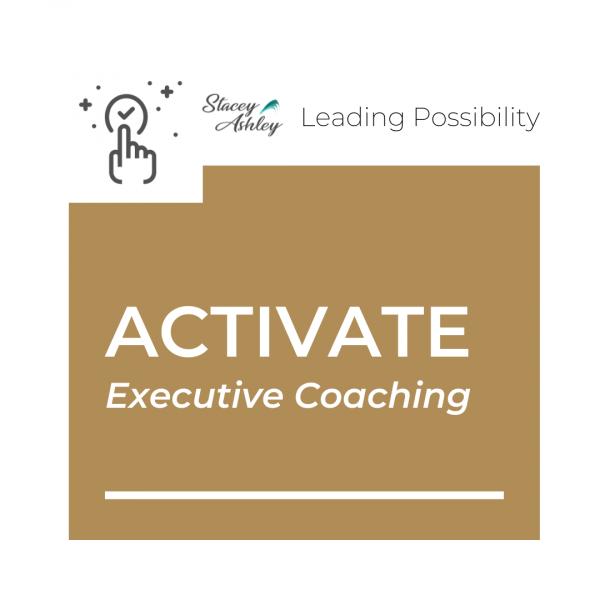 Activate Exec Coaching - Bronze